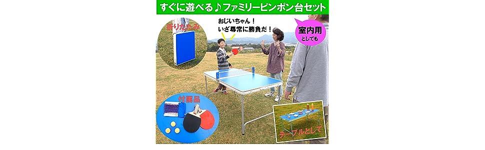 ピンポン ピンポン台 ピンポンテーブル 卓球