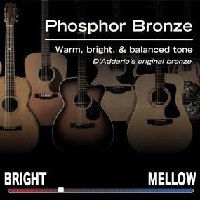 Phosphor Bronze Round Wound