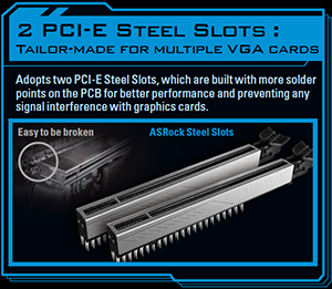 Steel Slot