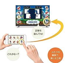 知育アプリ「テレビーナ」