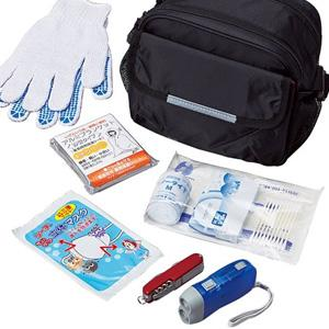 もしものときに備えたコクヨの非常用品防災の達人帰宅支援タイプ