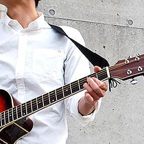KC ギターストラップ