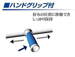 GREENART 高儀 18V充電式2WAYグラストリマー GGT-140WLi 扱いやすく簡単調整出来るハンドグリップ