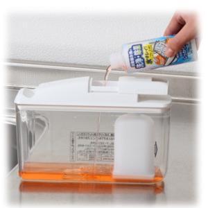 アイリスオーヤマ 自動製氷機クリーナー 氷キレイ