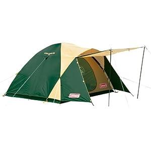 BCクロスドーム/270 シンプルなフレームワークで設営しやすいベーシックドームテント