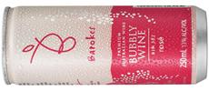 Barokes Bubbly Wine Rose