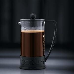 コーヒー プレス 簡単 ぼだむ bodum