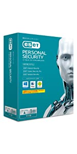 【最新版】ESET パーソナル セキュリティ(1台1年)