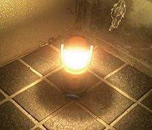 小型の暖色LEDランタン