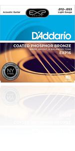 EXP Coated Phosphor Bronze