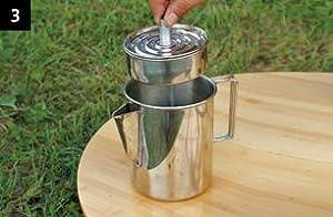 パーコレーター 旨いコーヒーの淹れ方3