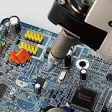 ハンダ 吸取 リワーク 修理 オーバーホール チップ ディップ 修正 メンテナンス