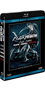 AVP&プレデター ブルーレイコレクション(5枚組)