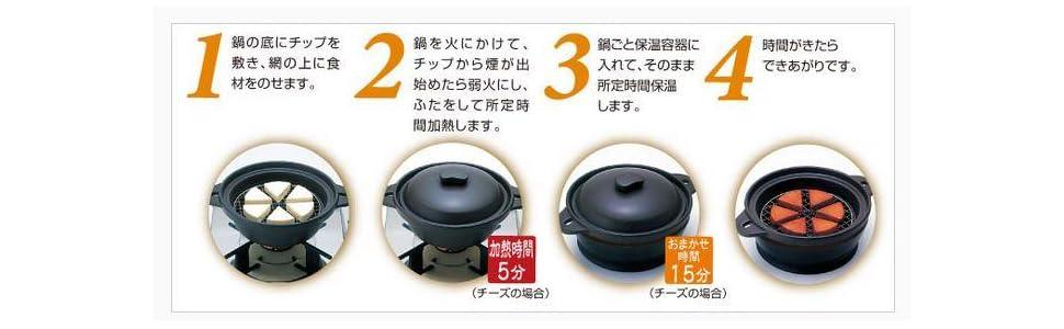 保温燻製器イージースモーカー RPD-13