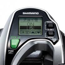 フォースマスター 800 ちょい巻ききボタン