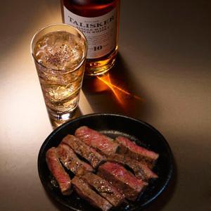 タリスカー(Talisker) ×肉料理