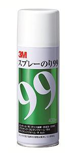 3M,スプレー,のり,430,S/N,99