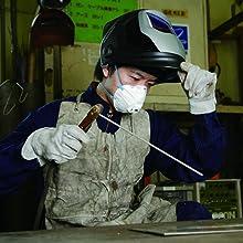 3M,防じんマスク,防塵マスク,国家検定,不織布,マスク