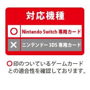 ○Nintendo Switch専用カード ×ニンテンドー3DS専用カード