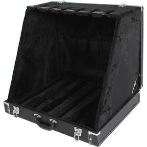 持ち運びも簡単な6本立てギタースタンド