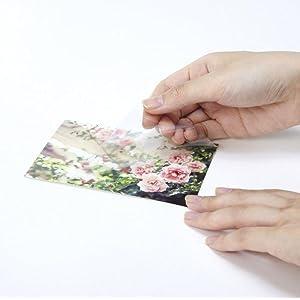 エーワン UVカット透明カバーフィルム