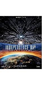 インデペンデンス・デイ:リサージェンス 2枚組ブルーレイ&DVD(初回生産限定)
