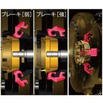 カルカッタ コンクエスト SVS∞ 新構造遠心力ブレーキシステム