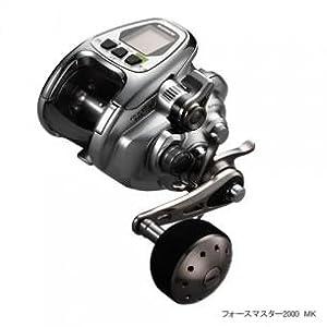 フォースマスター 2000MK 釣技の進化が求めた、新・電動リール標準2000番 「e-センタリングシステム」がライン放出性能をアップ