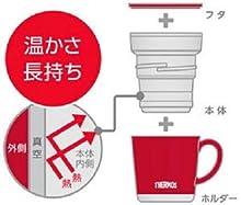 サーモス 保温マグカップ 350ml JDC-350
