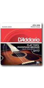 Flat Top Phosphor Bronze Wound