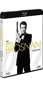 007/ピアース・ブロスナン ブルーレイコレクション(4枚組)