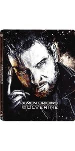(スチールブック仕様)ウルヴァリン:X-MEN ZERO