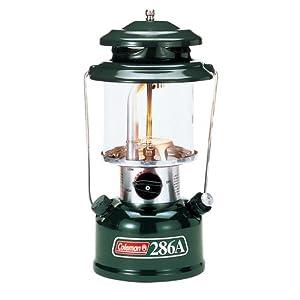 ワンマントルランタン 200キャンドルパワーの明るさ