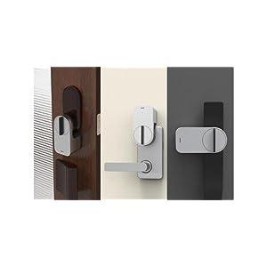 様々なドア、鍵、サムターンに対応