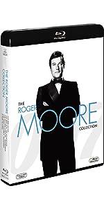 007/ロジャー・ムーア ブルーレイコレクション(7枚組)