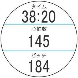 ランニングGPS 心拍計内蔵 ForeAthlete 225J 147216 GARMIN(ガーミン)
