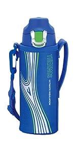 サーモス 真空断熱スポーツボトル 0.5L ブルー FFF-500F BL