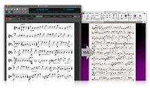 Finale Sibelius 楽譜 譜面 ソフト
