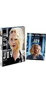 【Amazon.co.jp】ジョイ 2枚組ブルーレイ&DVD (2L判ブロマイド付き)(初回生産限定)