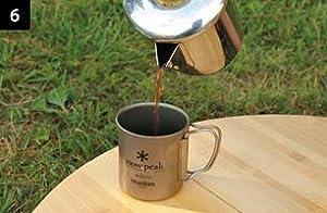 パーコレーター 旨いコーヒーの淹れ方6