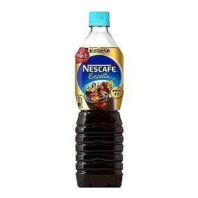 ネスカフェ エクセラ ボトルコーヒー 甘さひかえめ