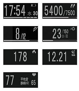 活動量計 ライフログリストバンド【日本正規品】GARMIN(ガーミン)