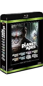 猿の惑星 ブルーレイコレクション(8枚組)