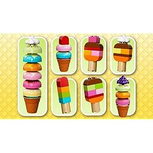 アイスクリーム作品例 2