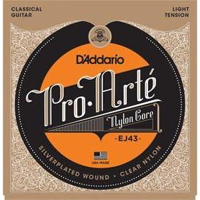 ダダリオ クラシック ナイロン ないろん ギター 弦 CLASSIC GUITAR ガット フラメンコ サンバ