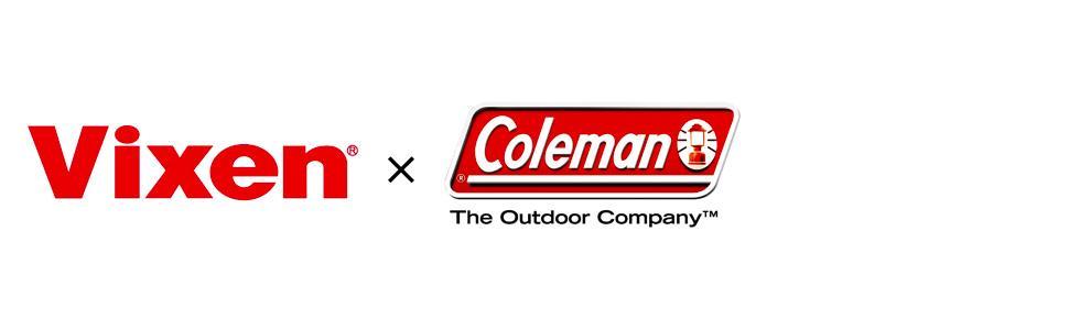 アウトドアブランドで名高いコールマン社とのコラボレーションモデル