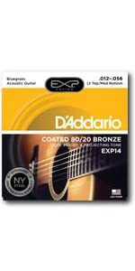 EXP Coated 80/20 Bronze Wound