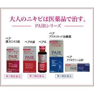 大人のニキビは医薬品で治す。