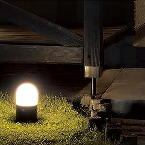 センサー ライト 乾電池 led 屋内 屋外 人感 ガーデン 足元灯 下足