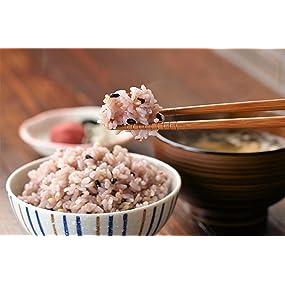 雑穀ごはん 古代米